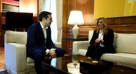 Ανοίγουν δίαυλοι επικοινωνίας μεταξύ Τσίπρα-Κινήματος Αλλαγής