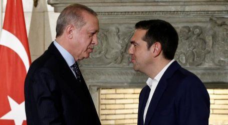 Συγχαρητήρια Τσίπρα σε Ερντογάν: Τόνισε την ανάγκη απελευθέρωσης των 2 Ελλήνων στρατιωτικών