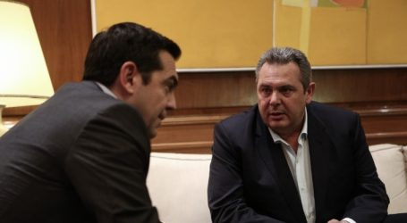 """Καμμένος: """"Εκτός από τους Ρουβίκωνες υπάρχουν και Έλληνες, Αλέξη"""""""