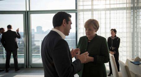 Συνάντηση Τσίπρα- Μέρκελ στο περιθώριο της Συνόδου Κορυφής