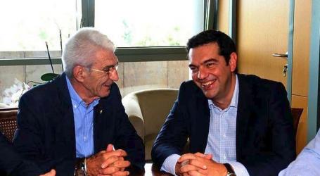 Για θέματα της Θεσσαλονίκης συζήτησαν Τσίπρας- Μπουτάρης
