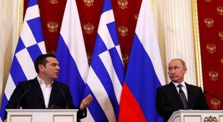 "(VID) Στη Μόσχα ο Τσίπρας: Σαφής βελτίωση στις ελληνο-ρωσικές σχέσεις …αλλά και η απέλαση των Ρώσων Διπλωματών, δεν ήταν ""σαχλαμάρες"""