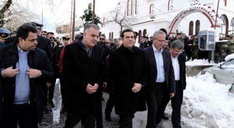 Τσίπρας: Οι Έλληνες θα είναι ενωμένοι για να υπερασπιστούν την κυριαρχία και την ακεραιότητα της πατρίδας (vid)