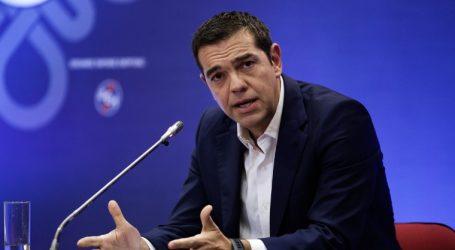 Τσίπρας: Φέραμε πίσω στην Ελλάδα ένα αίσθημα σταθερότητας και κανονικότητας