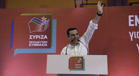 Τσίπρας από τα Χανιά: Δόθηκε το σύνθημα της νίκης για τις προοδευτικές δυνάμεις του τόπου (vid)