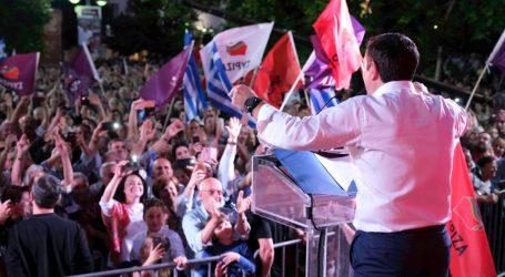 Τσίπρας: Από τη συγκέντρωση στη Θεσσαλονίκη δίνεται μήνυμα νίκης (vid)