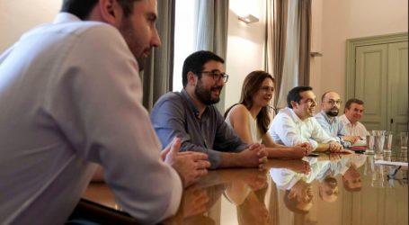 Τσίπρας: Εθνικός στόχος η δημιουργία νέων ποιοτικών θέσεων εργασίας με αυξημένους μισθούς