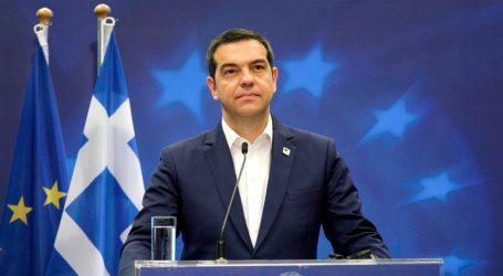 Τσίπρας: «Mήνυμα ήττας για το ευρωπαϊκό οικοδόμημα η απόρριψη των ενταξιακών διαπραγματεύσεων της Β. Μακεδονίας