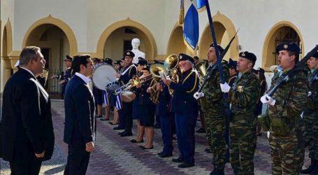 Τσίπρας: Να υπερασπιστούμε τα κυριαρχικά μας δικαιώματα που απορρέουν από τις διεθνείς συνθήκες