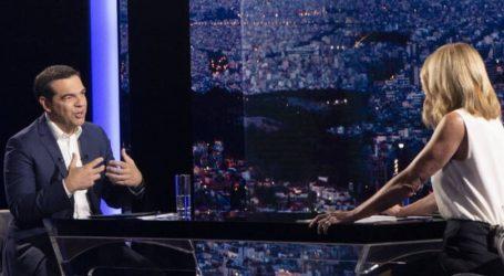 Τσίπρας: Στις 8 Ιούλη αν είναι με μια ψήφο μπροστά ο ΣΥΡΙΖΑ θα σχηματίσει κυβέρνηση (vid)