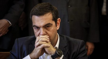 O Αλέξης Τσίπρας για τον θάνατο του Αντώνη Λιβάνη
