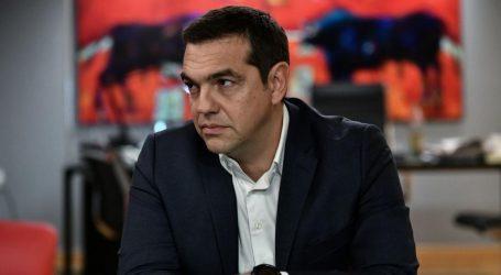 Τσίπρας: Το πρόβλημα δεν είναι ο Διαματάρης, αλλά ο Μητσοτάκης