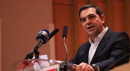 Τσίπρας: Η ελληνική κρίση ανέδειξε τον κυνισμό και την πολιτική υποκρισία στην Ελλάδα αλλά την ΕΕ