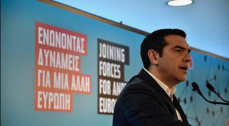 Τσίπρας: Η δημοκρατική, κοινωνική και οικολογική επανίδρυση της Ευρώπης, είναι η μόνη διέξοδος (vid)