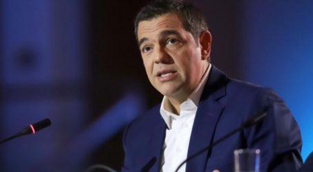 Τσίπρας: Η κυβέρνηση να δώσει άμεσα λύση στο πρόβλημα της χαμηλής τιμής του ελαιόλαδου