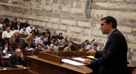 Τσίπρας στην ΚΟ ΣΥΡΙΖΑ: Δεν υπάρχει στον ορίζοντα ούτε η συνέχεια του μνημονίου ούτε η παράταση του μνημονίου (vid)