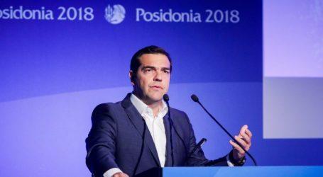Τσίπρας: Η χώρα θα πατήσει ξανά στα πόδια της χωρίς δεκανίκια, χωρίς πιστοληπτικές γραμμές στήριξης (vid)