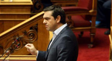 Τσίπρας: Πρωτοφανής η πρόταση Μητσοτάκη ο ένας να ψηφίσει τις απόψεις του άλλου