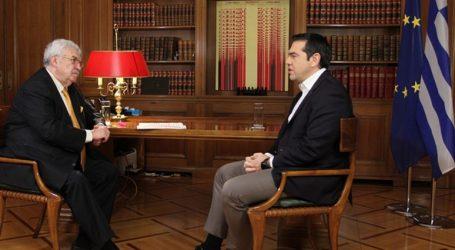 Τσίπρας στο TASS: Συζητάμε επέκταση του TurkStream με την ΕΕ