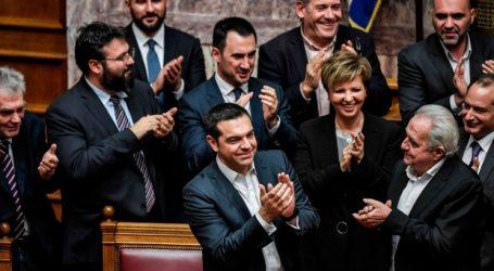Συμφωνία των Πρεσπών | Τσίπρας: Ιστορικό βήμα- Καταλύτης για τη συμπόρευση των προοδευτικών δυνάμεων