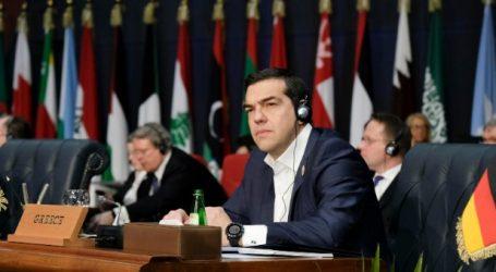Τσίπρας: Η Ελλάδα επιδιώκει σταθερά να αποτελεί καταλύτη και γέφυρα του ευρωαραβικού διαλόγου