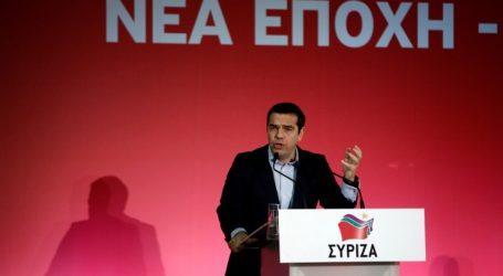 Τσίπρας: Όλοι μαζί θα δώσουμε τη μάχη στις 26 Μαΐου και θα την κερδίσουμε