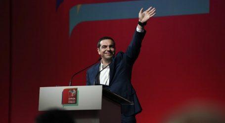 Τσίπρας: Η Ελλάδα δεν γυρίζει πίσω σε αυτούς που την λεηλάτησαν και την χρεοκόπησαν (vid)