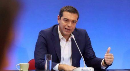 Ομιλία Τσίπρα στις 20:00 στη Γενική Συνέλευση του ΣΕΤΕ