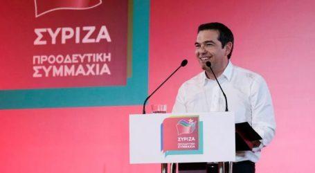 Αύριο, στις 19:30, η ομιλία Τσίπρα στη Θεσσαλονίκη