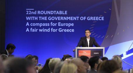 Τσίπρας: Αναμένουμε γενναία ρύθμιση του χρέους | Η Ελλάδα το τελευταίο και πιο σημαντικό success story για την Ευρώπη (vid)