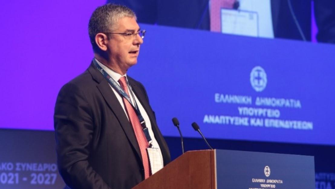 Τσακίρης: Οι στρατηγικές προτεραιότητες για τη νέα Προγραμματική Περίοδο 2021 – 2027