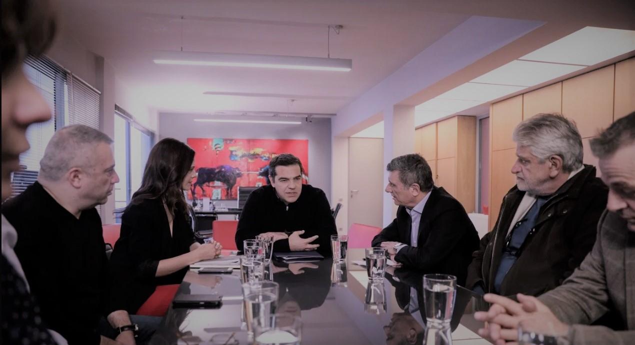 Τσίπρας στην ΟΤΟΕ: Δεν θα έρθει η ανάπτυξη μέσα από τη συμπίεση των εργασιακών σχέσεων