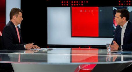 Τσίπρας: Η πολιτική μας είναι να στηρίξουμε τους αδύναμους – Νίκη στις 26 του Μάη (vid)