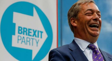 Βρετανία: Το κόμμα Brexit νικητής των εκλογών με 31,6%