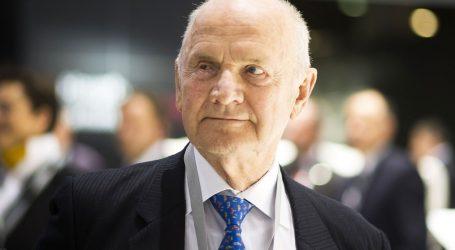Έφυγε από τη ζωή ο Φέρντιναντ Πίεχ, «πατριάρχης» της Volkswagen