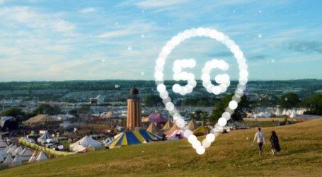 Στο Φεστιβάλ Γκλάστονμπερι θα γίνει η δοκιμή του δικτύου κινητής τηλεφωνίας 5G
