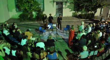 Στις 31 Ιουλίου το 9ο Φεστιβάλ Μουσικής Δωματίου Σαρωνικού