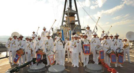 Στη Φλόριντα η Φιλαρμονική του Πολεμικού Ναυτικού για τον εορτασμό της 25ης Μαρτίου
