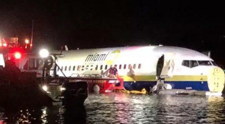 Φλόριντα: Boeing 737 κατέληξε σε ποτάμι – 21 ελαφρά τραυματίες