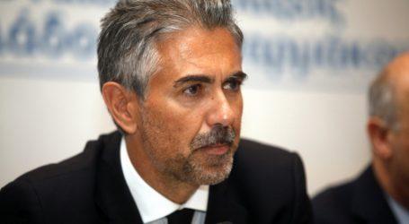 Φρουζής: Υπό την ιδιότητα του προέδρου του ΣΦΕΕ οι συναντήσεις μου με πολιτικά πρόσωπα