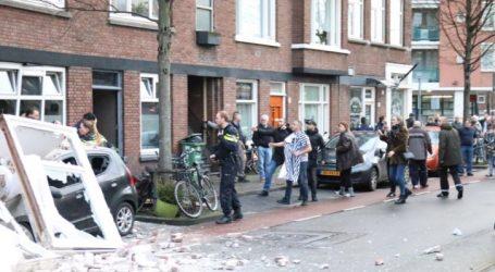 Ολλανδία: Ισχυρή έκρηξη στη Χάγη- Κατέρρευσε πρόσοψη κτιρίου- Φόβοι για παγιδευμένους