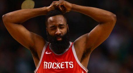 NBA: Δύο εβδομάδες εκτός ο Χάρντεν με θλάση