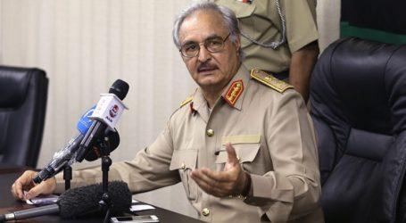 Χαφτάρ: Άκυρη η συμφωνία Τουρκίας-Λιβύης | Είναι επιθετική πράξη που απειλεί τη διεθνή ειρήνη και ασφάλεια και τη θαλάσσια ναυσιπλοΐα