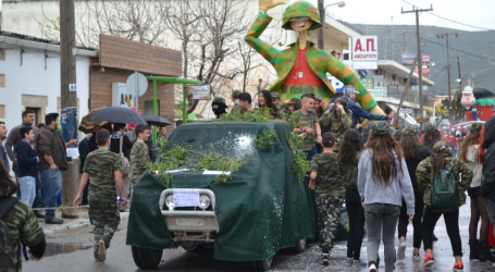 Χανιά: Αρχίζουν οι καρναβαλικές εκδηλώσεις