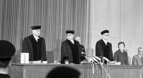 Ο δικαστής της δίκης του Άουσβιτς Χανς Χοφμάγερ ήταν φανατικός ναζιστής