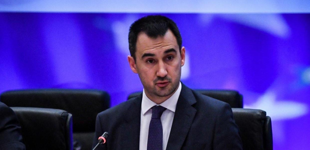 εκπρόσωπος Τύπου του ΣΥΡΙΖΑ, Αλέξης Χαρίτσης