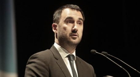 Χαρίτσης: Δεν θα σπεκουλάρουμε πάνω στο προσφυγικό, όπως έκανε η ΝΔ