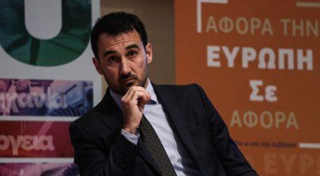 Χαρίτσης: Ο κυβερνητικός εκπρόσωπος να απαντήσει στα ερωτήματα για το μετρό Θεσσαλονίκης