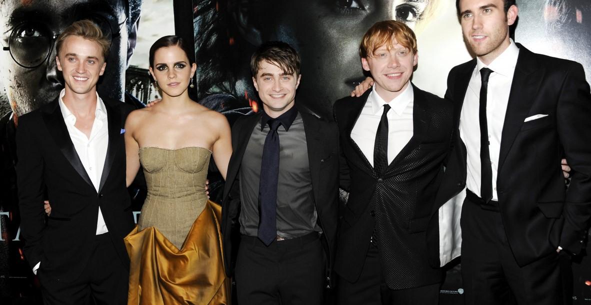 Reunion των ηθοποιών του «Χάρι Πότερ» 8 χρόνια μετά την τελευταία ταινία (pics)