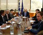 Εδραιώνεται η παρουσία ΣΕΒ στην… κυβέρνηση: Μεικτή επιτροπή για την «προώθηση λύσεων στα θέματα της βιομηχανίας»